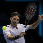 Roger Federer and Alexander Zverev Net Opening Match Wins at ATP World Tour Finals
