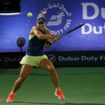Angelique Kerber Advances in Dubai, Has Won 13 of 15 Matches This Year