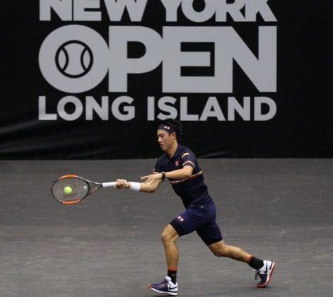 Anderson, Querrey, Nishikori and Mannarino Reach New York Open Semifinals