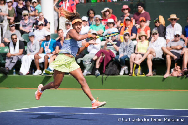 Djokovic, Osaka, Halep all ousted at Indian Wells