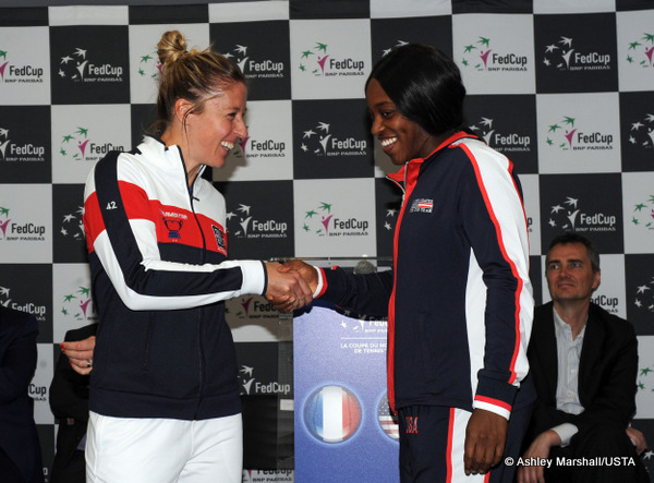 Reigning champion US advances to Fed Cup finals