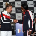 Sloane Stephens to Open for US Against France in Fed Cup Semifinals