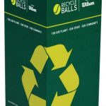 Wilson Sporting Goods and Recycleballs Team Up to Recycle 20 Million Tennis Balls over the Next Three Years