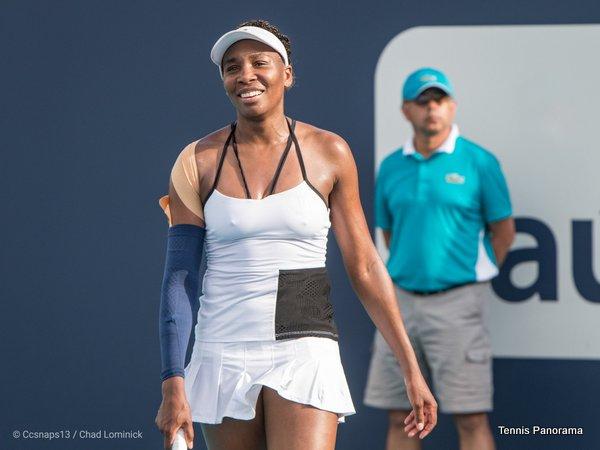 Venus Williams Makes Birmingham Debut a Winning One - Tennis Panorama