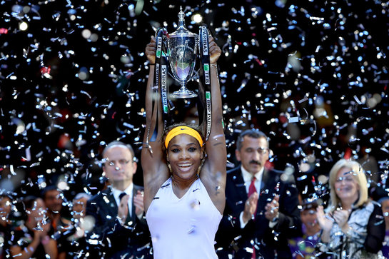 TEB BNP Paribas WTA Championships: Istanbul 2013 - Day Six