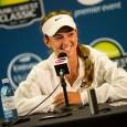 Wozniacki: 'Clay isn't my favorite but … I'm hitting the ball well'