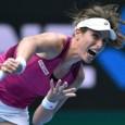 Venus out-hits Ostapenko, to face Konta in semis