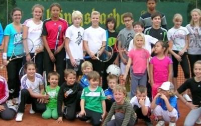 Kostenloser Trainingstag für die Vallendarer Tennisjugend