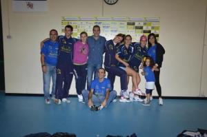 Foto di gruppo con i dirigenti