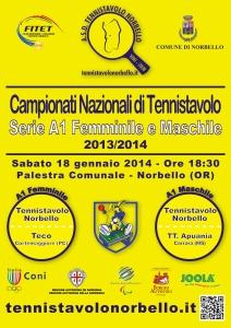 Locandina-A1-Fem.-&-A1-Masch.---Tennistavolo-Norbello-18-01-2014-web