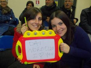 Eleonora Trudu e Silvia Deligia saranno in campo in D2