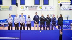 La presentazione della squadra femminile (Max Mocci Fotografia)