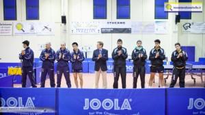 La presentazione della squadra maschile (Max Mocci Fotografia)