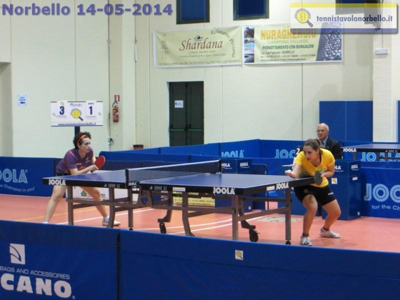 Tennistavolo Norbello 14-05-2014 - 1