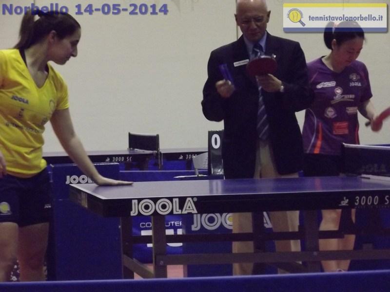 Tennistavolo Norbello 14-05-2014 - 2