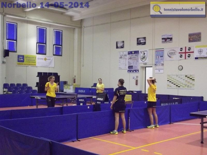 Tennistavolo Norbello 14-05-2014 - 5