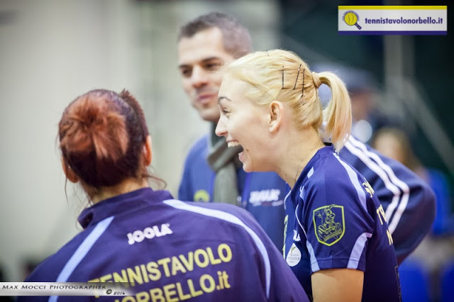 la felicità di Niko Stefanova (Max Mocci Fotografia)