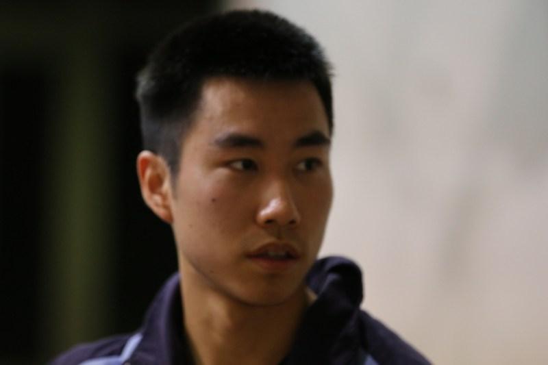Lu Leyi (Foto Gianluca Piu)