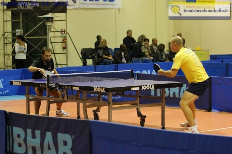 Maxim Kuznetsov e Stefano Tomasi (Foto Gianluca Piu)