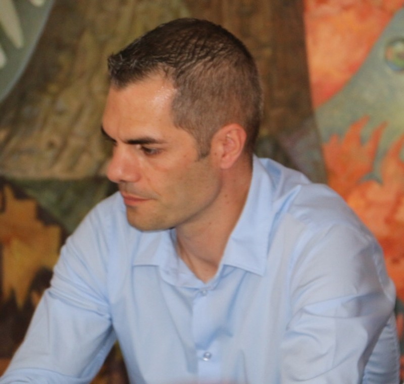Simone Carrucciu Presidente Tennistavolo Norbello e Fitet Sardegna