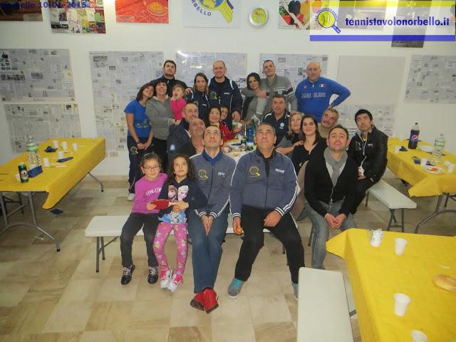 Gruppo Tennistavolo Norbello (Foto Gianluca Piu)