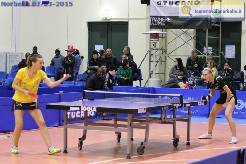 Tennistavolo Norbello 07-03-2015 - 10