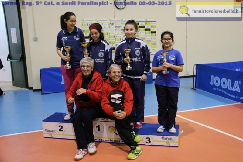 Tennistavolo Norbello 08-03-2015 - 2
