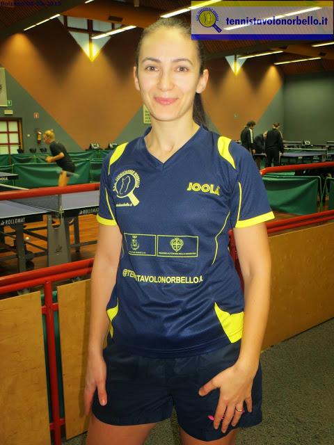 Gohar Atoyan Tennistavolo Norbello