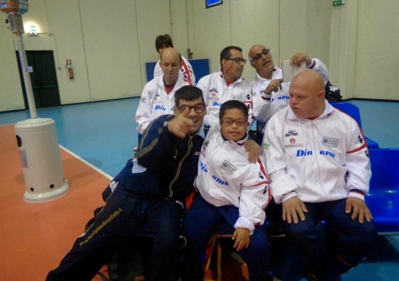 A Norbello torneranno gli atleti speciali (Foto Gianluca Piu)