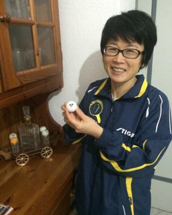 Allenamento soft per Wei Jian