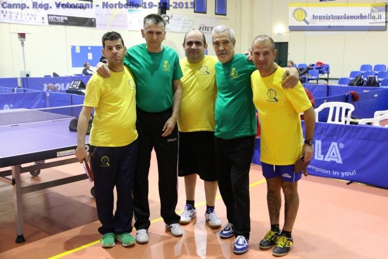 Tennistavolo Norbello 19-12-2015 - 3
