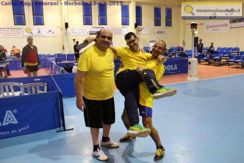 Tennistavolo Norbello 19-12-2015 - 7