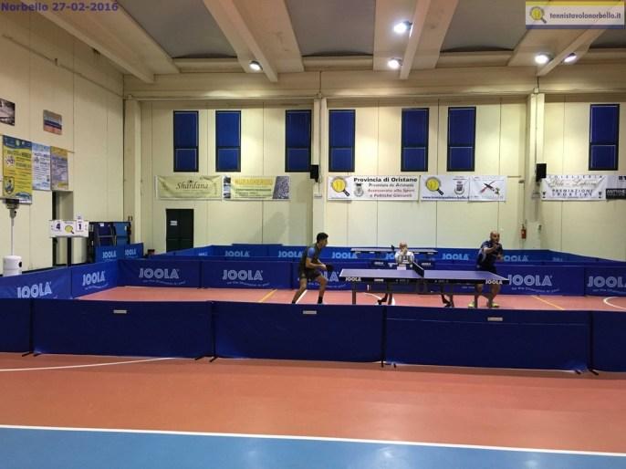 Tennistavolo Norbello 27-02-2016 - 4