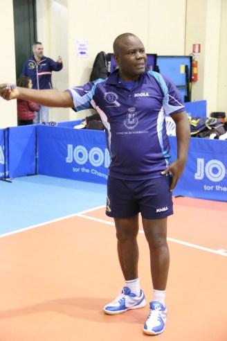Gbenga Kayode (Foto Gianluca Piu)