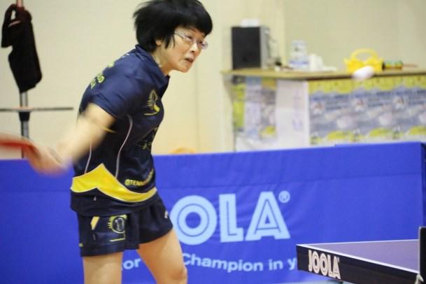 Wei Jian (Foto Gianluca Piu)