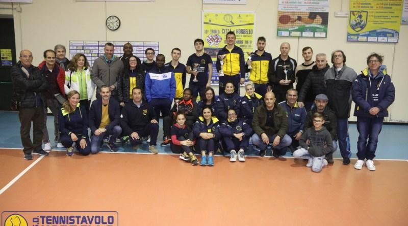 """Paralimpismo e tocco pongistico internazionale: la due giorni del 10° Trofeo """"Città di Norbello"""" funziona ed entusiasma"""