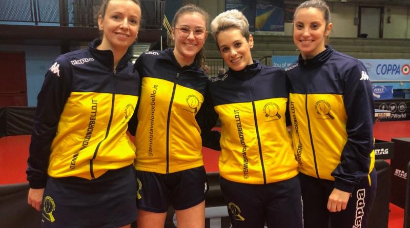Benessere, virus, infortuni, torte e…terzo posto in Coppa Italia femminile