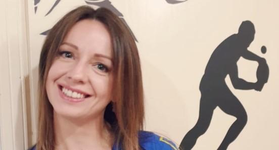 Marialucia Di Meo: una storia d'amore e di fedeltà  per i colori giallo blu