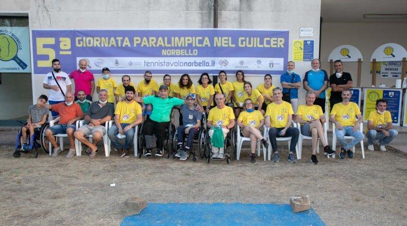 Tanta gioventù spensierata alla quinta edizione della Giornata Paralimpica nel Guilcer