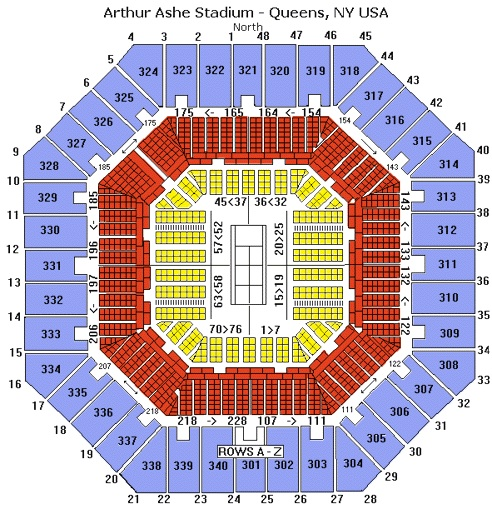 Bok Center Seating Chart With Seat Numbers Brokeasshomecom