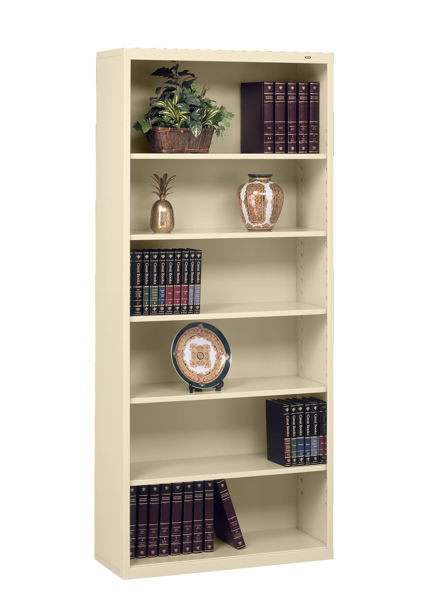 Tennsco Storage Made Easy 13 5 Deep Welded Bookcase