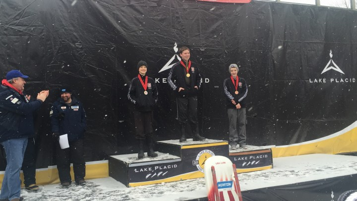 Luge Medalists