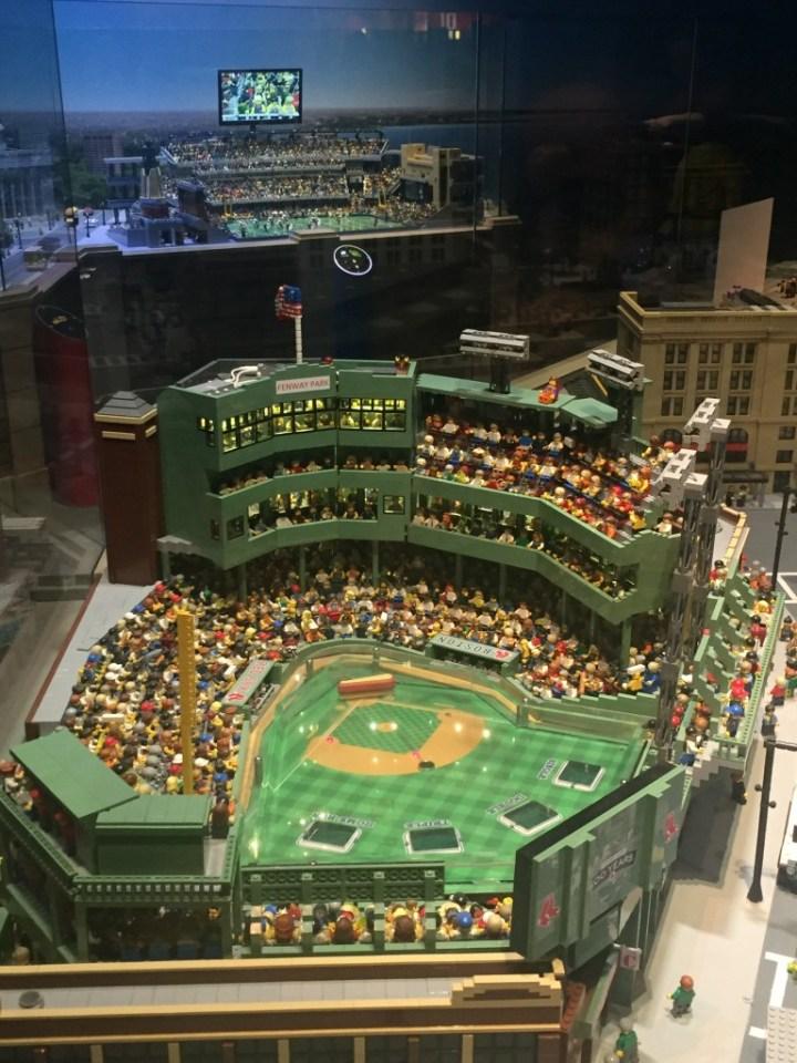 LEGO Fenway Park