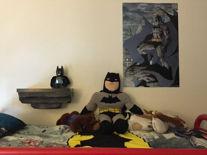 DIY Batbed