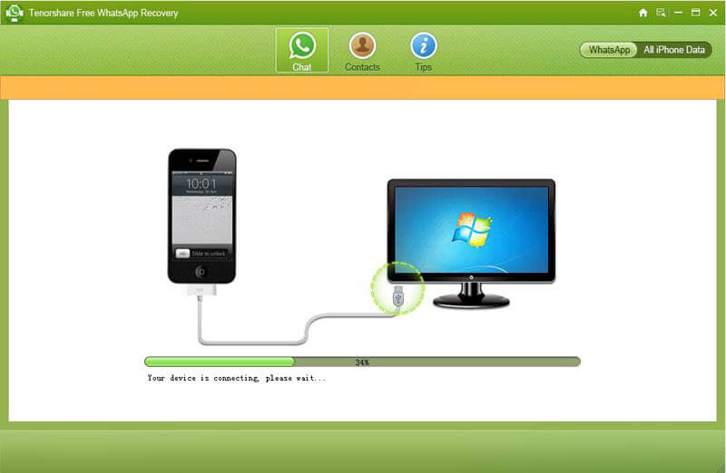 recover whatsapp messages free