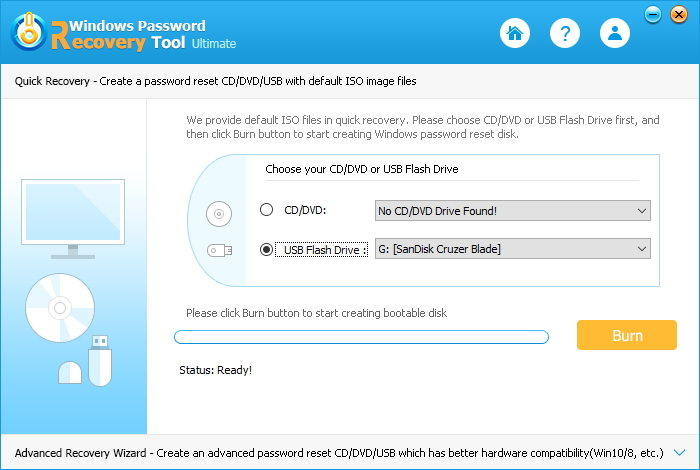 Windows 8 password reset tool linux   Reset Windows 8 User