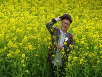 portrait Kazutoki Umezu 2_by Yoko Tada