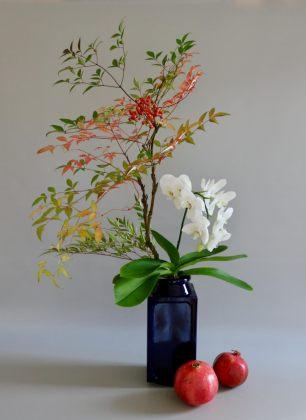 Ikebana im Februar 2020