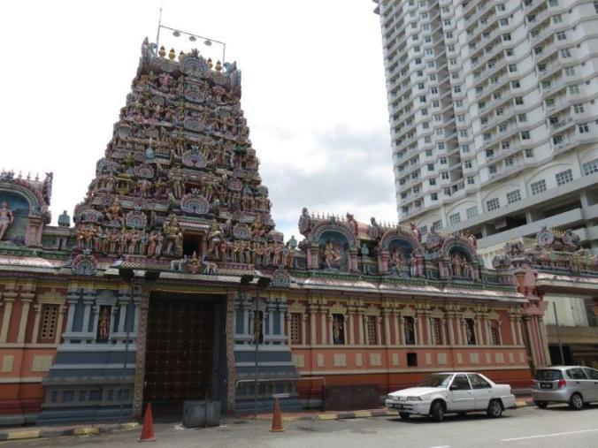 ヒンズー寺院