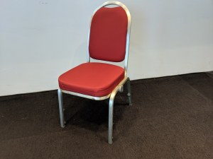Red Cushion Chair